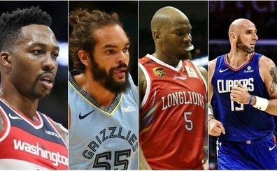 Lakers'ın deneyeceği isimler: Howard, Noah, Speights, Gortat