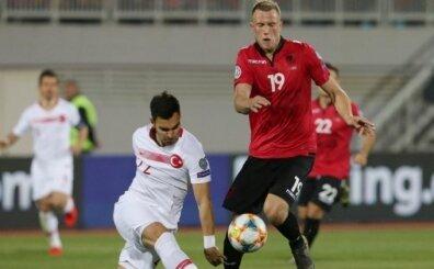 Arnavutluk'un golcüsünden övgü; 'Onların hücum gücü...'