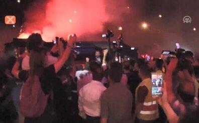 Daniel Sturridge'e Trabzon'da çılgın karşılama töreni! O anlar..