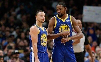 Steph, Durant ile konuşmak için neden Çin'den New York'a uçtu?