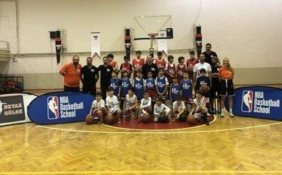 NBA, Beyaz Gölge ile Avrupa'nın </br>ilk NBA basketbol okulunu açıyor!