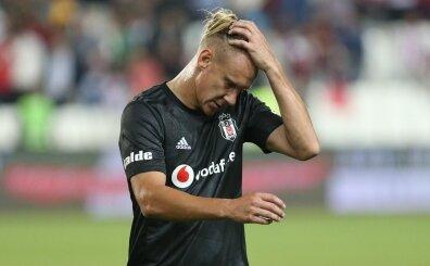 Beşiktaş'ta Vida'ya sert tepkiler; 'Maçı daha başında bitirdin!'