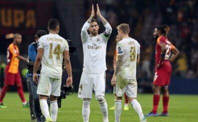 Sergio Ramos'tan Galatasaray yorumu; 'Kazanmamız şarttı'