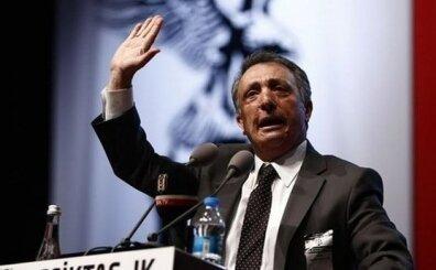 Çebi: 'Beşiktaşımızın şerefi, bir kuruşu, namusu bize emanet'
