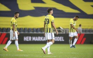 Fenerbahçe'de bu sene bir ilk! 16 sezon sonra gol atamadı...