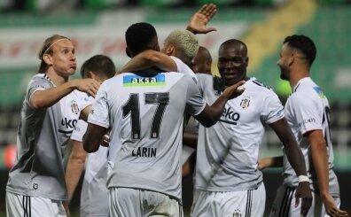 Beşiktaş'ın sıradaki 5 maçı