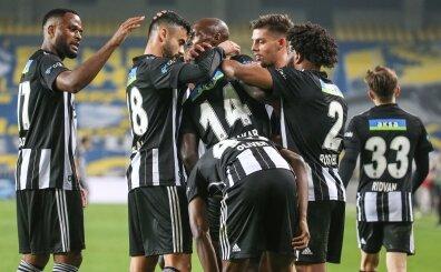 Larin'den  5 maça 5 gol katkı Maç sonu arkadaşları teselli etti
