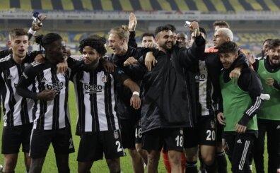 Beşiktaş, üst üste zorlu iki maç virajını kayıpsız 6 puanla geçti