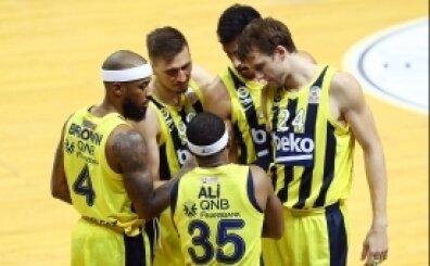 Fenerbahçe Beko, Aliağa Petkimspor'a 23 sayı fark yaptı