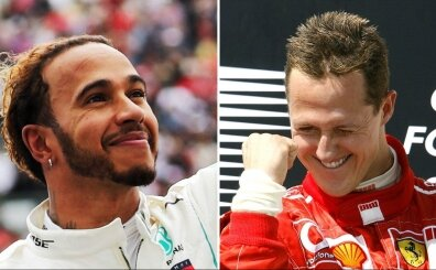 Portekiz Grand Prix'sini kazanan Hamilton, Schumacher'i geçti