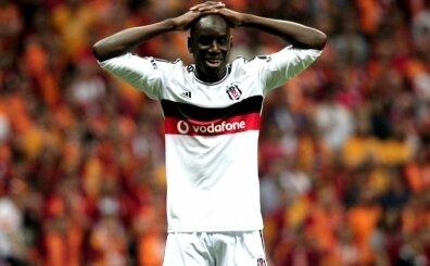 Beşiktaş'ta transfer gelişmesi! Demba Ba geri dönmek istiyor