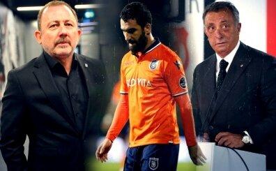 Beşiktaş'ta Arda Turan iddiasına Başkan Çebi'den cevap geldi!..