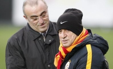 Galatasaray'da transfer zirvesi Albayrak ile Terim buluşması