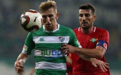 Galatasaray'ın Ocak'ta transfer etmek istediği iki Bursasporlu