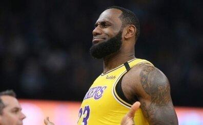 LeBron: 'Ara vermek, 35 yaşındaki vücuduma pek iyi geliyor diyemem'
