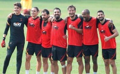 Galatasaray'da sakatlık şoku; Günün idmanına katılamadı