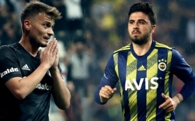 Fenerbahçe ve Beşiktaş anlaştı! Büyük takas için son nokta limit