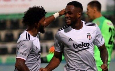 Beşiktaş'ın golcüsü coşkulu ve çok mutlu: 'Savaştık, kazandık'