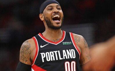 Carmelo: 'Beni Pistons draft etmiş olsaydı, 2 ya 3 tane yüzüğüm vardı'
