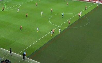 Galatasaray - Malatyaspor maçı önce penaltı ve sonra ofsayt!..