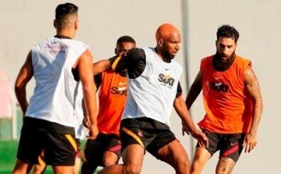 Galatasaray sezonu açtı; geri dönenler de idmana katıldı!..