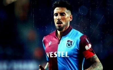 Trabzonspor'da Sosa, toplantı yaptı; G.Saray'a mesaj gönderdi!