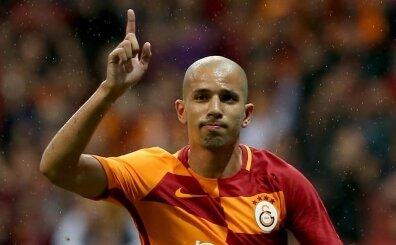 Galatasaray'a Feghouli müjdesi; 5 milyon euro'luk teklif geldi!...
