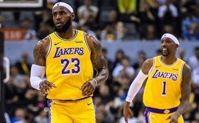 Los Angeles Lakers 10 yıl aranın ardından NBA finaline yükseldi