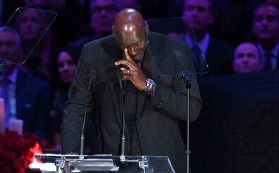 Jordan'ın gözyaşları: 'Kobe ölünce, benim de bir parçam onunla öldü...'