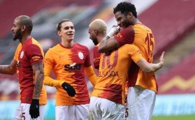 Galatasaray'ın, Denizli maçında TV ekranına yansımayan anlar!