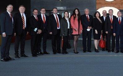 Galatasaray'daki başkan adayı Metin Öztürk'ün listesi belli oldu