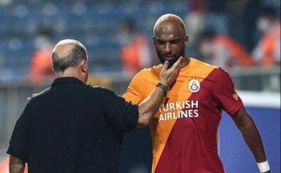 Galatasaray'da barış sağlandı: Ryan Babel ve Ömer Bayram