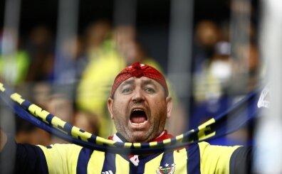 Fenerbahçe taraftarı Frankfurt deplasmanını Kadıköy'e çevirdi