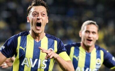 Mesut Özil: 'Oyundan çıkarken asla kimseyi hedef almadım'