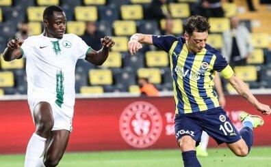 'Fenerbahçe'yi yenebilirdik!'