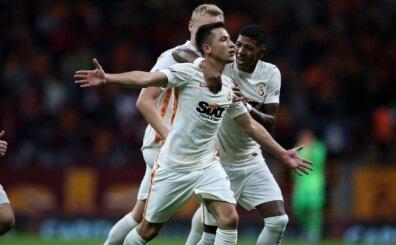 Galatasaray'da iki siftah; Halil ve Morutan açılışları gerçekleştirdi