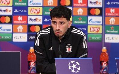 Oğuzhan: 'Ajax karşısında elimizden geleni yapacağız!'