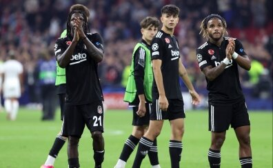 Beşiktaş, Şampiyonlar Ligi'nde ilk galibiyetini istiyor, puan yok