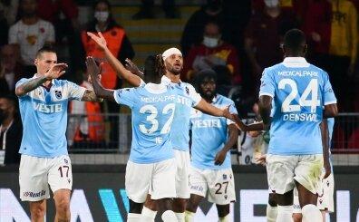 Trabzonspor Avrupa'ya da damga vurdu! 4 rakibi kaldı
