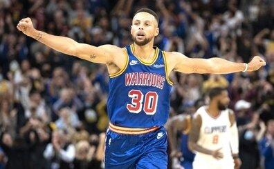 Curry, en iyi 75 arasına seçilişi için: 'Kelimelere dökmek zor, çok güzel'