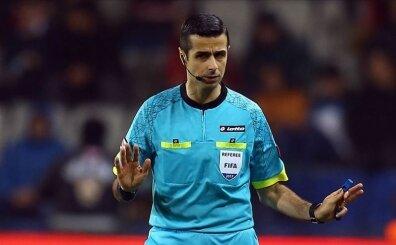 Galatasaray - Trabzonspor maçında düdük Kalkavan'ın