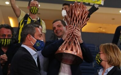 Galatasaray koçu Efe Güven'e gönderme: 'Gereğini yaptık'