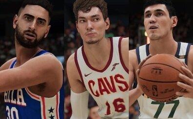 NBA 2K22'de ligde yer alan Türk temsilcilerimizin reytingleri nasıl?