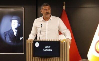 Yiğit Şardan: 'G.Saray aşağı inince hepimiz üzülüyoruz'