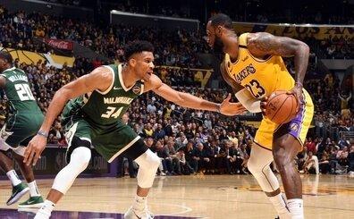 Giannis: 'LeBron James, bana göre hâlâ dünyanın en iyi oyuncusu!..'
