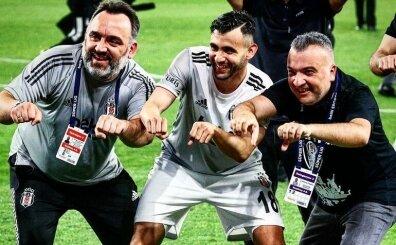 Beşiktaş'ta Ghezzal endişesi