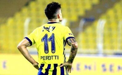Fenerbahçe'de çok büyük bir kördüğüm var: Diego Perotti
