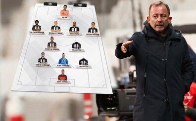 Beşiktaş'ın transferli yeni sezon projesi: 4 imza birden geliyor