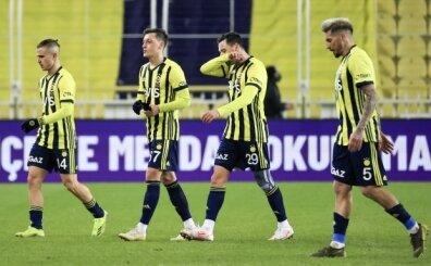 Fenerbahçe'de benzer senaryo, oyun değişmeyince sonuç aynı