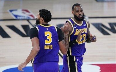 'LeBron ve Davis, bu sezon 4 ve 5 pozisyonuna geçecekler' iddiası!